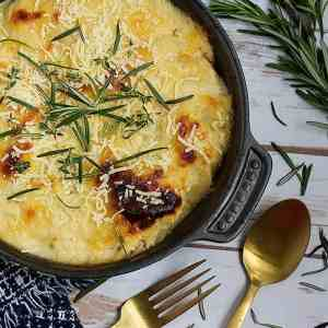 The Best Cheesy Scalloped Potatoes