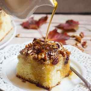Ultimate Pecan Pie Cake Recipe
