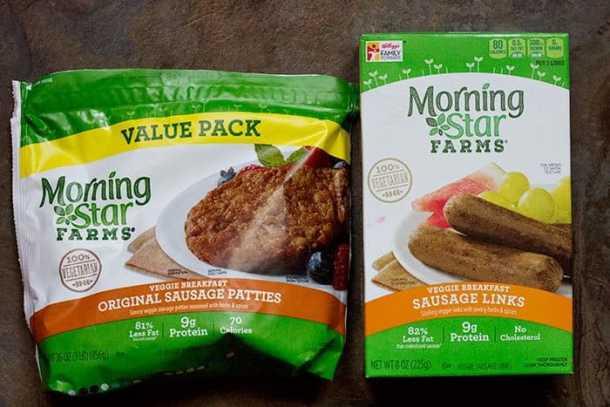 Breakfast Tacos Recipe - An easy recipe using vegetarian sausage