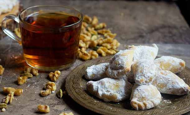 Qottab - Persian Walnut Pastry is a delicious dessert that everyone loves.
