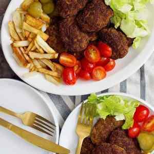 Kotlet (Persian Meat Patties)