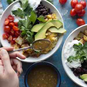 Mexican Breakfast Bowl Recipe