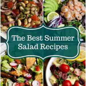 The Best Summer Salads Recipes