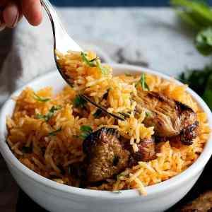 Easy Mexican Rice Recipe (Arroz Rojo)