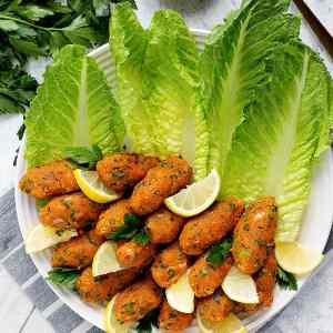 Turkish Lentil Meatballs (Vegan)