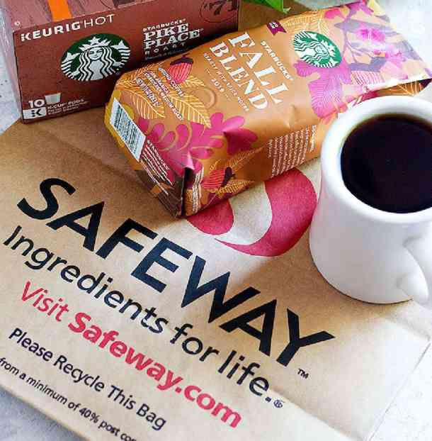 starbucks and safeway