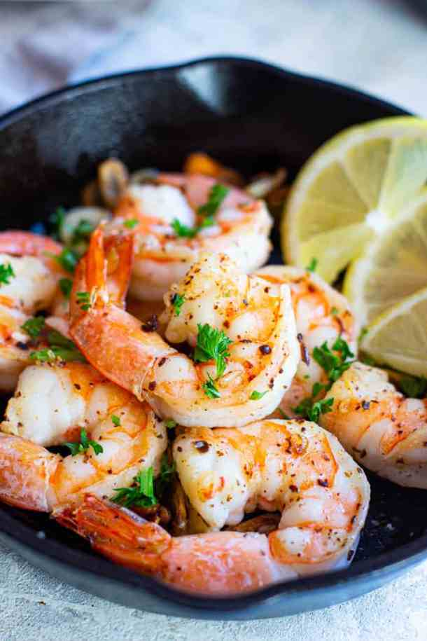 Spanish Garlic Shrimp Recipe Gambas Al Ajillo Unicorns In The Kitchen