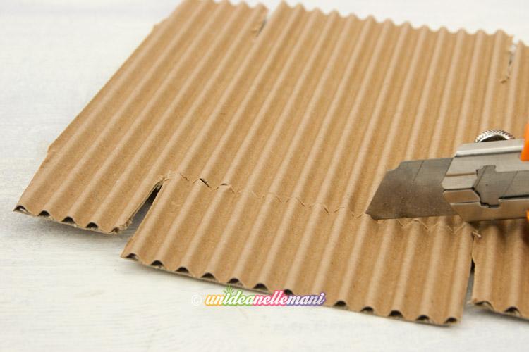 Come Costruire Una Scatola Di Cartone Con Coperchio Cool