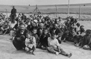 exterminés pendant la seconde guerre mondiale