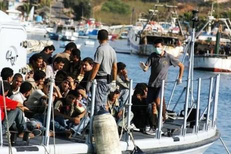 migrants lybiens