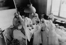 Bethune operation 1933 royal victoria hospital montreal