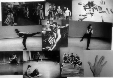Yvonne Rainer rennes musée de la danse