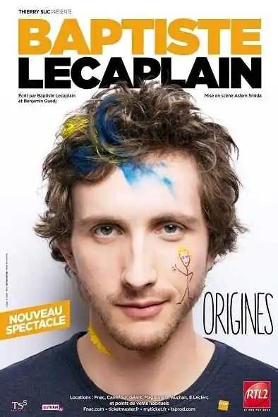 Baptiste Lecaplain Tours