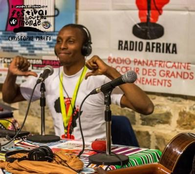 radio afrika Mory Touré