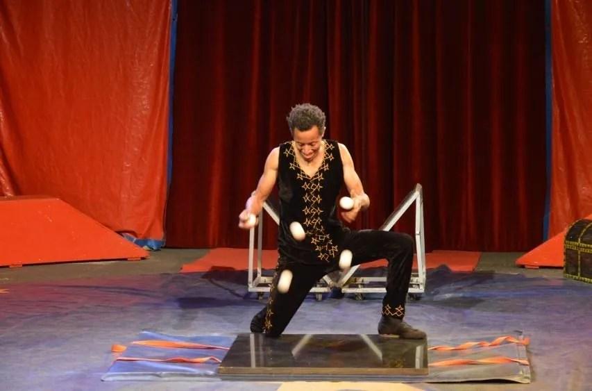 Cirque Métropole Place du Parlement Rennes