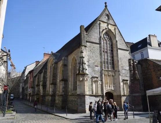 Chapelle Saint-Yves - Rennes