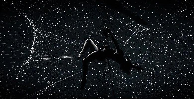 Ljós, Compagnie Fuse, danse, cirque, arts numériques Rennes
