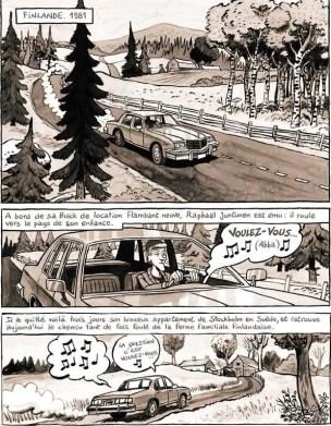 La forêt des renards pendus