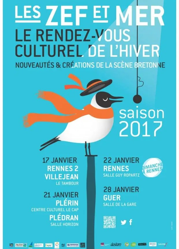 Festival Zef et Mer Edition 2017