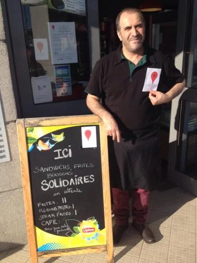 CAFE SUSPENDU Rennes