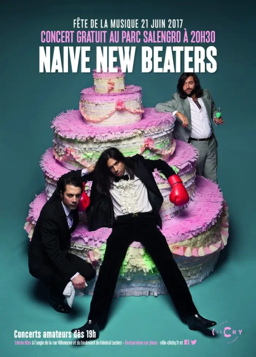 Naive New Beaters Parc Roger Salengro Clichy