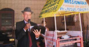 Joao Cardoso Pregador Veterano