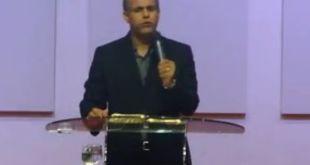 Claudio duarte mensagem sobre daniel