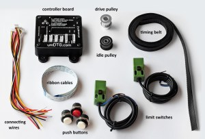 dtg controller board kit