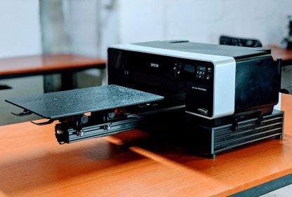 uniDTG A3 printer base