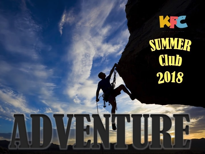 Kids Summer Club 2018