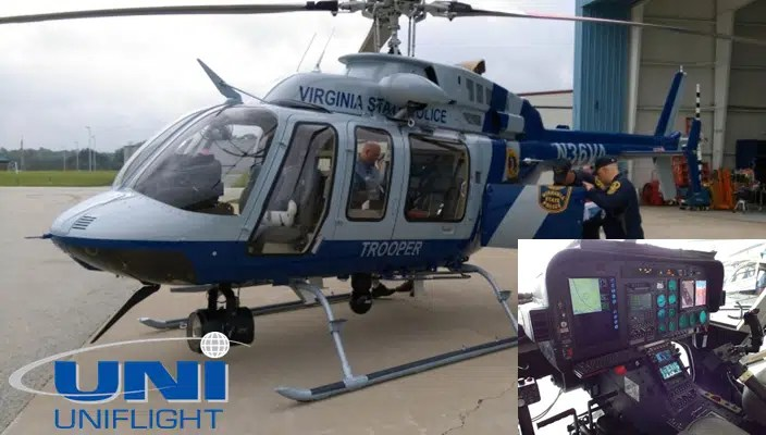 SECOND VIRGINIA STATE POLICE 407