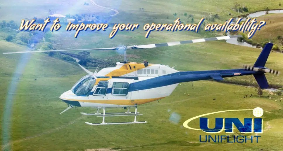 Uniflight BellRanger - operational availability