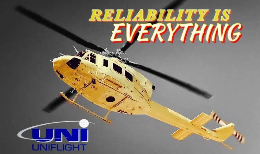 Uniflight - Reliability is everything