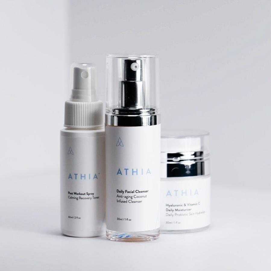 Skincare Products for Athlete