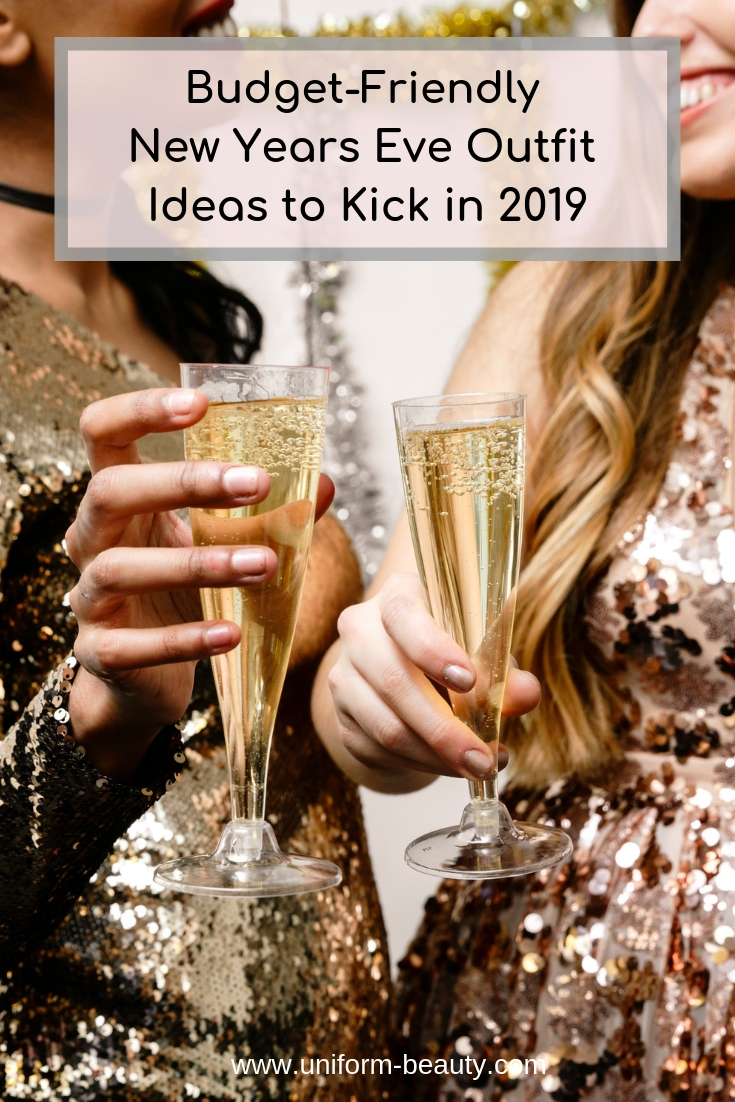 Budget Friendly New Years Eve Dress