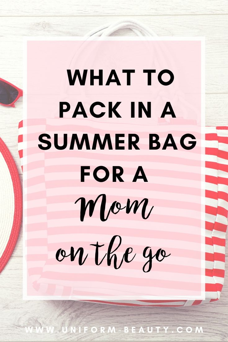 Summer Go Bag