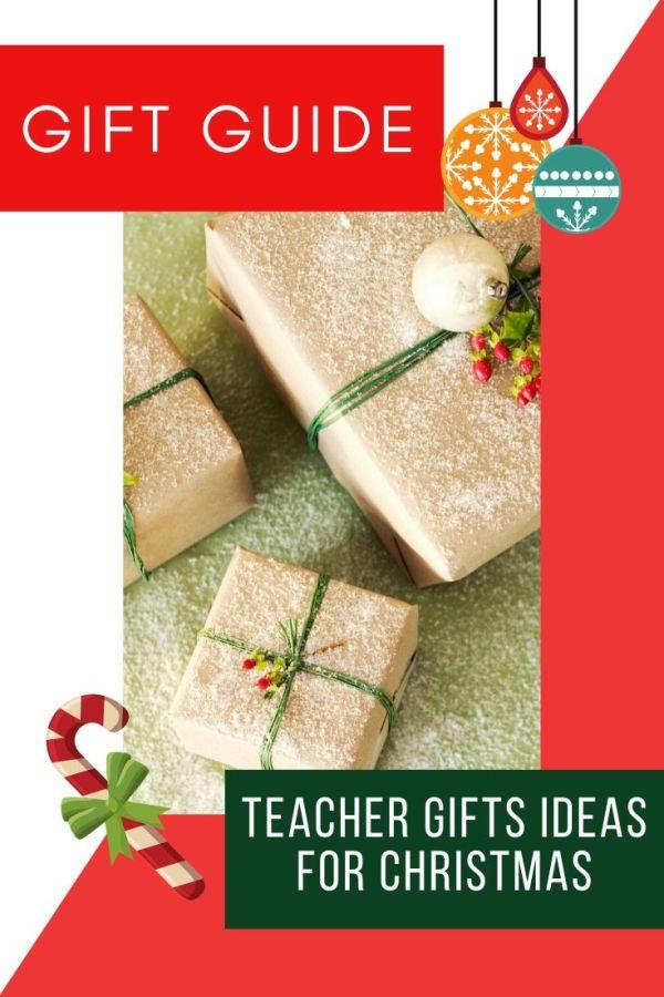 Gift Ideas For Teacher For Christmas