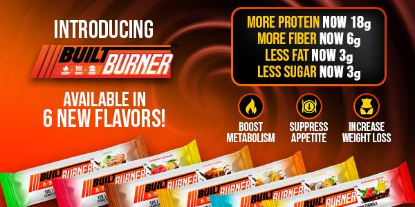 builtbar Burner, Built Bar Protein Bars, fitness, weightloss, fat burner, gluten free, fitness,
