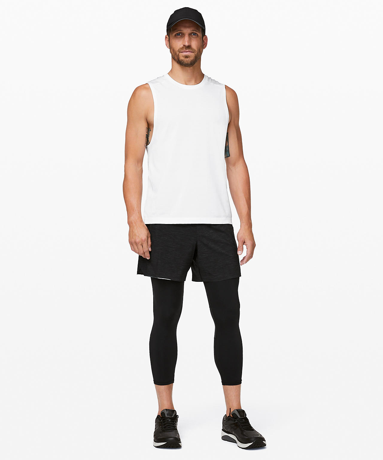 men tights, men fit, men, running pants, running tights, exercise,