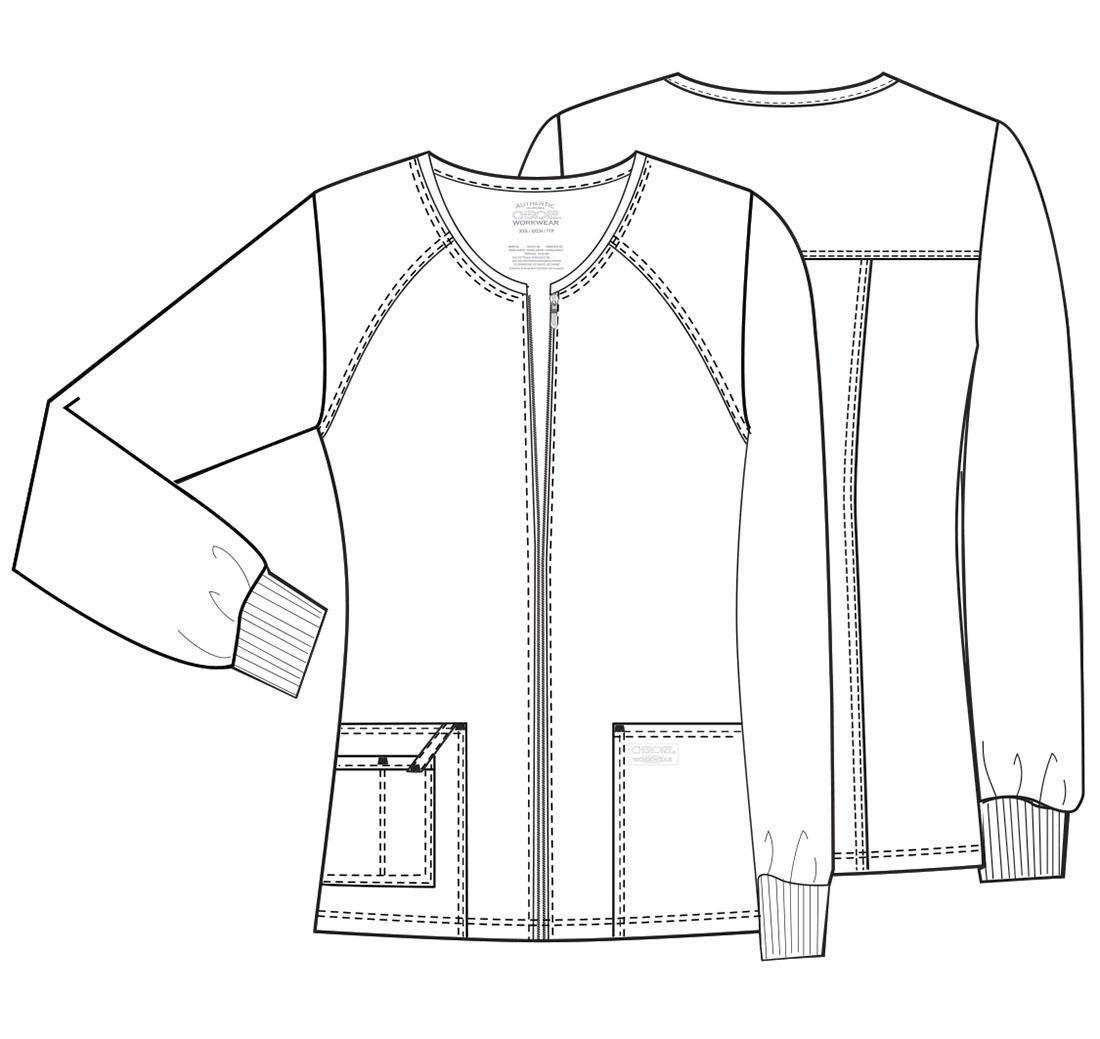 Core Stretch Warm Up Jacket Royal Henry Community