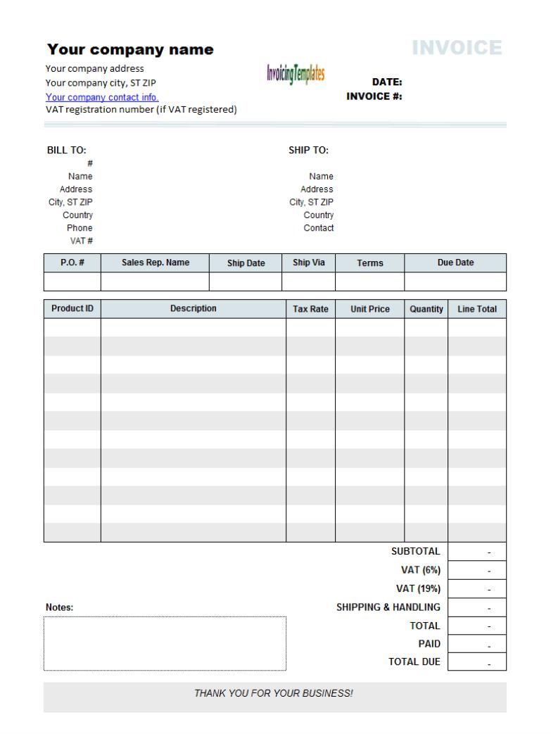 free invoice templates online invoices. invoice template nz, Invoice templates