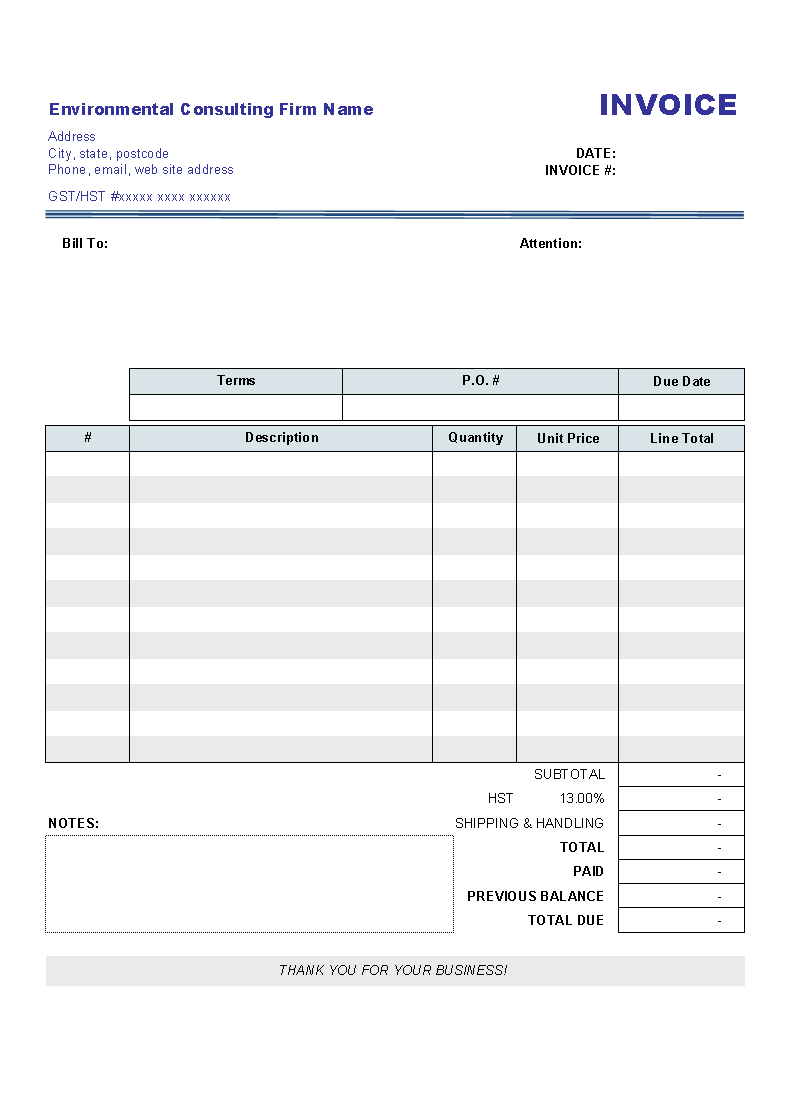 Shipping Invoice Template blank invoice doc 17 results pics – Invoice Shipping