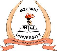Mzumbe University Second Round Selection 2020/2021