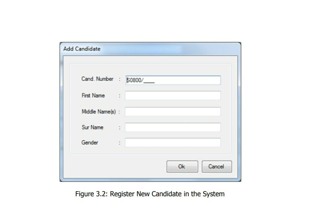 New Selform System Application User Manual 2020/2021