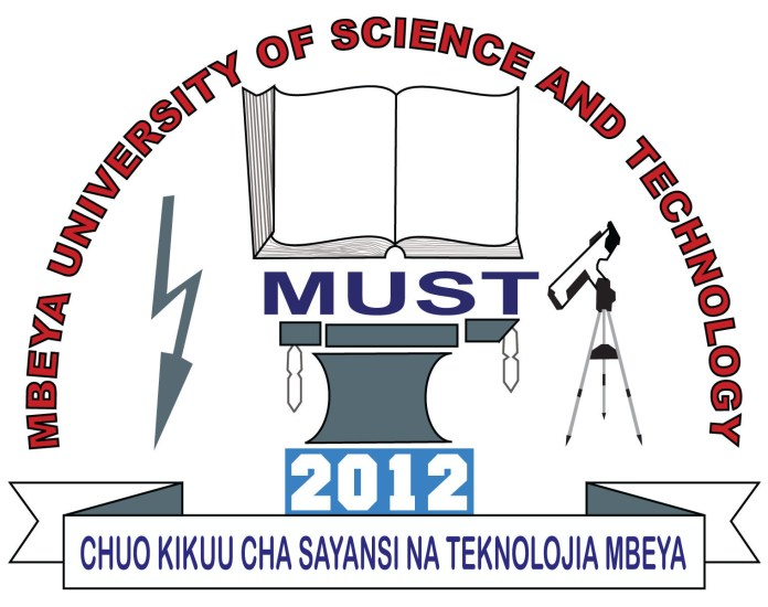 MUST Selected Applicants 2021/2022 | Mbeya University of Science and Technology Selected Applicants 2021/2022