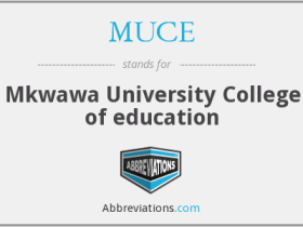 2 Jobs At Mkwawa University College of Education