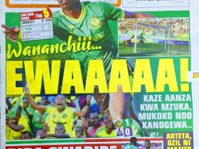 Tanzania Newspaper   Magazeti Ya Leo 23 October 2020