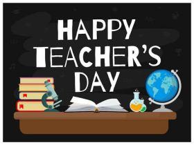 Happy Teachers Day 2020, 5th October