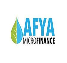 AFYA Microfinance Company Limited Jobs (DSM, Moshi & Mwanza), Credit Officers