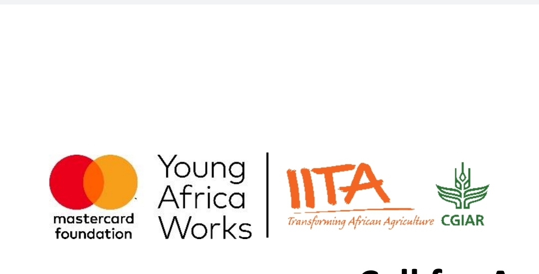 Call For Young Africa Works-IITA Project